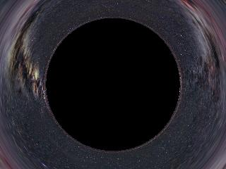 Step by Step into a Black Hole