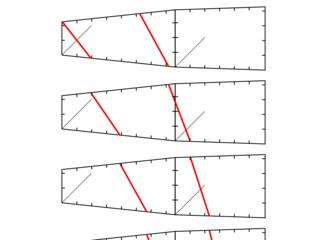 Sector models - A toolkit for teaching general relativity: III. Spacetime geodesics